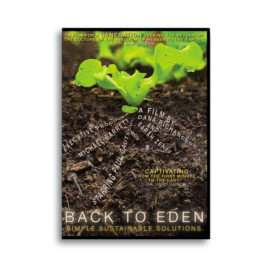 Back to Eden Film DVD