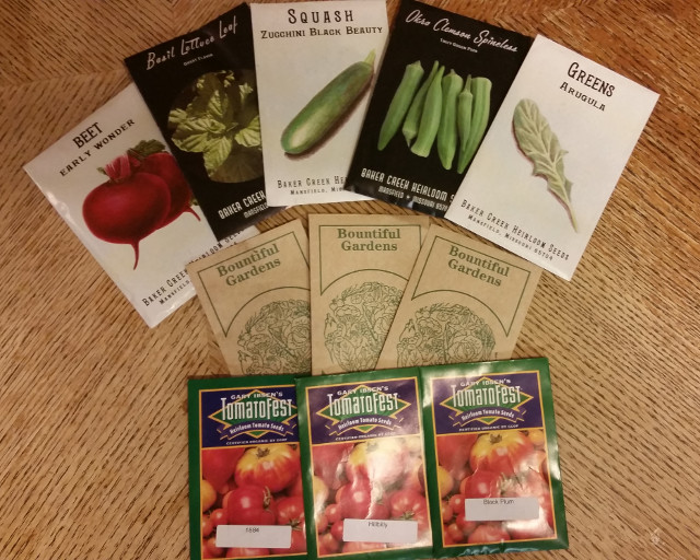 Simple Steps To Organizing Your Garden Seeds