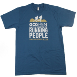 GOSHEN Running People Crew Galaxy Organic