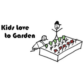 Kids Love To Garden