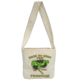 Back to Eden – Farmer's Market Certified Organic Cotton Bag