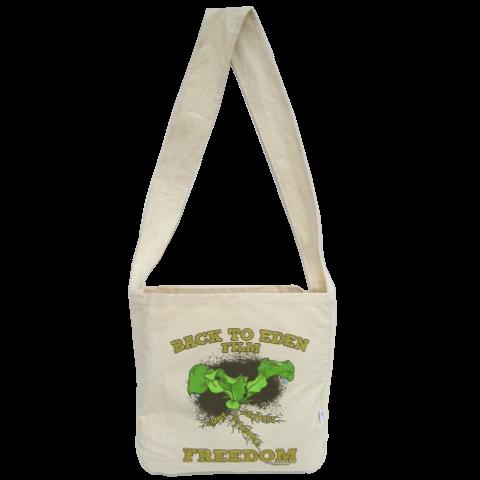 Back To Eden Farmer S Market Certified Organic Cotton Bag